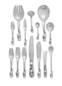 sell-silverware Silverware Master Maker: Georg Jensen