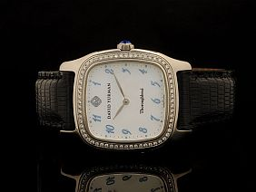 David-Yurman-Diamond-Watch San Diego Watch Sale: Buy a David Yurman's Ladies Diamond Watch
