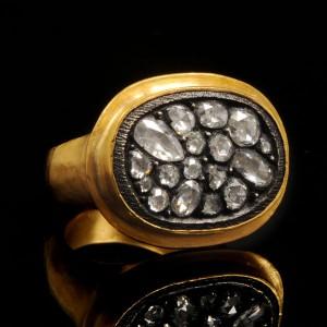 Yossi-Hasari-24K-Diamond-Ring-300x300 Sale: Yossi Harari 24K Diamond Ring